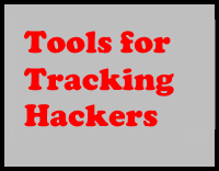 Tools for tracking hackers